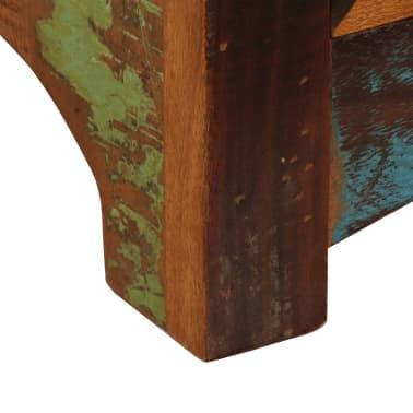 "vidaXL TV Cabinet 47.2""x11.8""x15.7"" Solid Reclaimed Wood[5/14]"