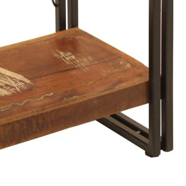 vidaXL Knygų lentyna, 60x30x180cm, perdirbtos med. mas., su 5 lent.[6/15]