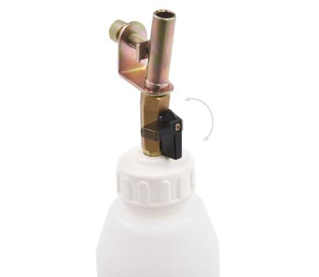 vidaXL Pneumatic Brake Bleeder Extractor Pump with Filler Bottle 0.53 gal[6/7]