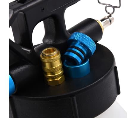vidaXL Pneumatic Brake Bleeder Extractor Pump with Filler Bottle 0.92 gal[2/7]