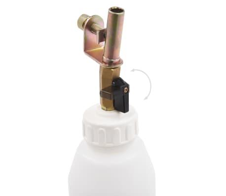 vidaXL Pneumatic Brake Bleeder Extractor Pump with Filler Bottle 0.92 gal[4/7]