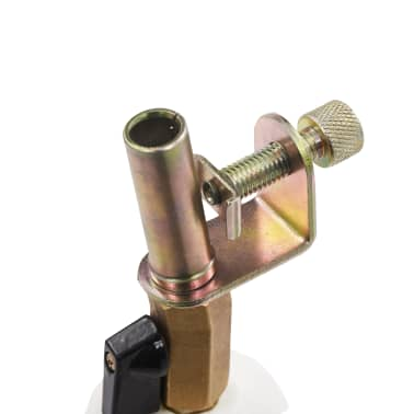 vidaXL Pneumatic Brake Bleeder Extractor Pump with Filler Bottle 0.92 gal[6/7]