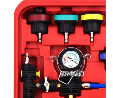 vidaXL 28 Piece Cooling System & Radiator Cap Pressure Tester[4/7]