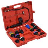 vidaXL 18 Piece Cooling System & Radiator Cap Pressure Tester