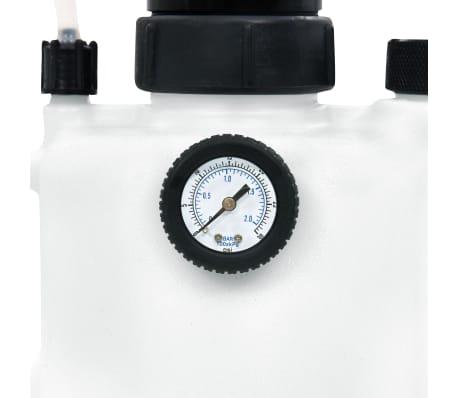 vidaXL Purgeur de frein avec adaptateur universel 3 L[3/6]