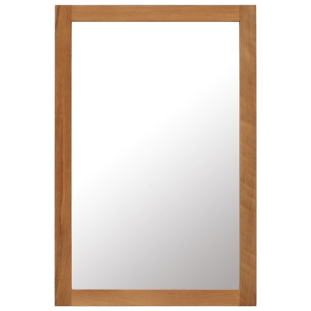 Peegel, 60 x 90 cm, tammepui..