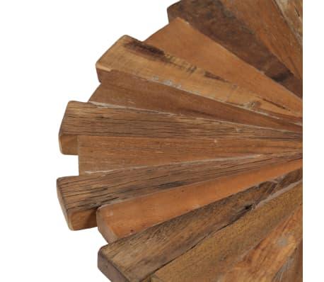 vidaXL Kavos staliukai, 2 vnt., pabėgių medienos masyvas[4/9]