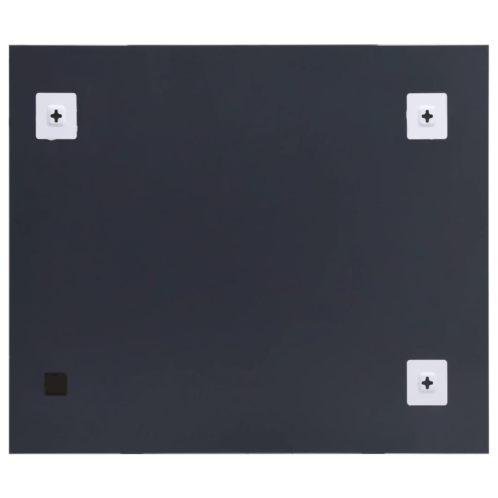 vidaXL-Wandspiegel-100x60cm-Glas-Spiegel-Badspiegel-Kosmetikspiegel-Deko Indexbild 4