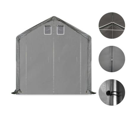 5edb2d0d4713 Olcsó vidaXL szürke PVC tároló sátor 3 x 6 m | vidaXL.hu