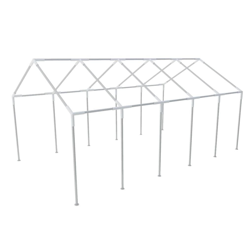 vidaXL Cadru din oțel pentru cort de petreceri, 10 x 5 m imagine vidaxl.ro