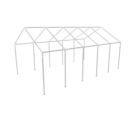 vidaXL Steel Frame for Party Tent 10 x 5 m 78 kg