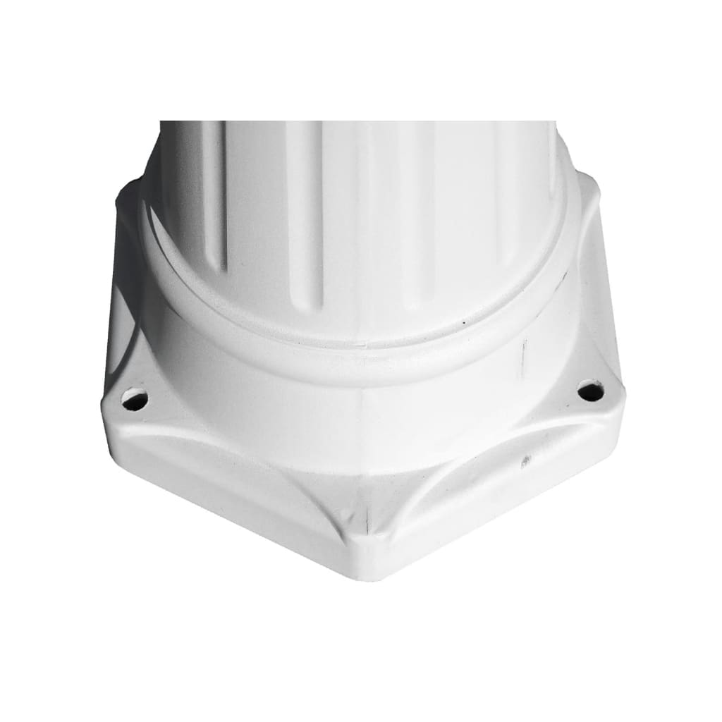 moderne 215cm lampadaire de jardin ext rieur lampe sur pied clairage romantique ebay. Black Bedroom Furniture Sets. Home Design Ideas