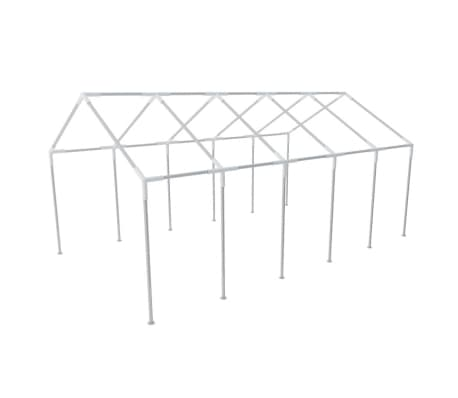 vidaXL Steel Frame for Party Tent 10x5 m