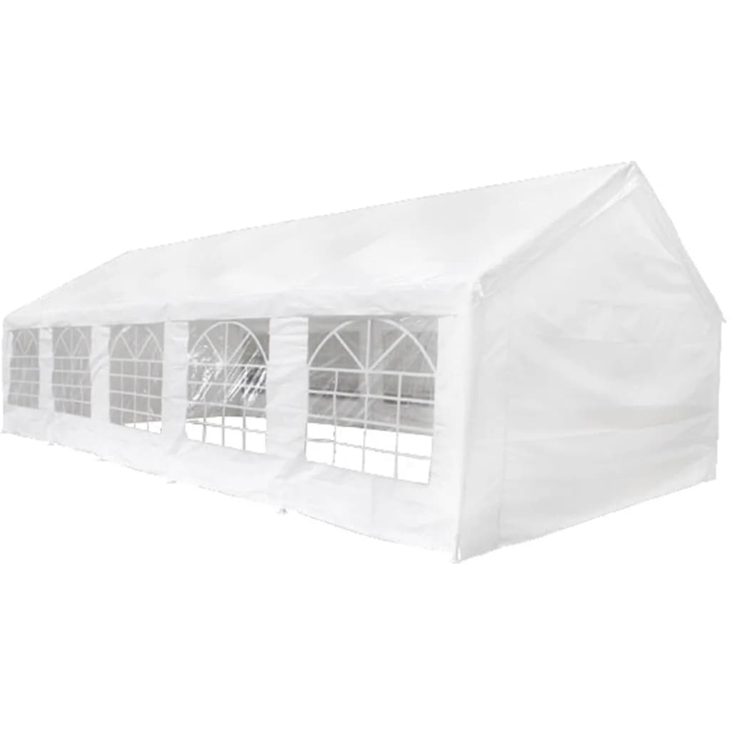 vidaXL Party Tent Top and Side Panels 10 x 5 m
