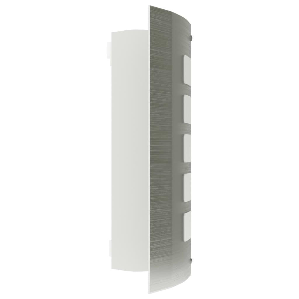 Moderní zahradní nástěnné svítidlo - voděodolné