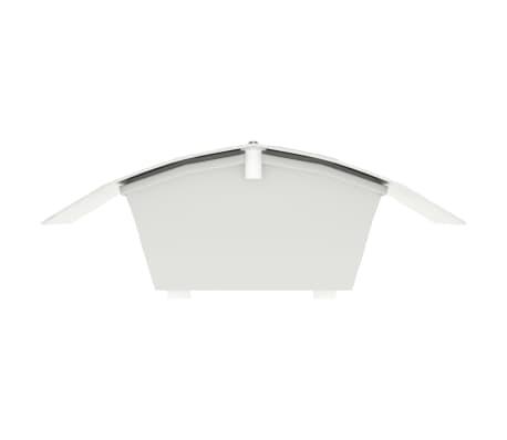 RVS Lâmpada de parede, interior e exterior, resistente á intempéries[4/8]
