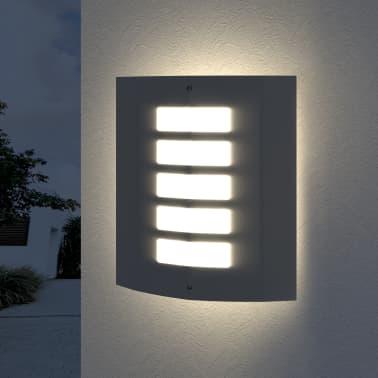 RVS Lâmpada de parede, interior e exterior, resistente á intempéries[5/8]