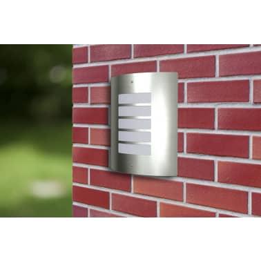 RVS Lâmpada de parede, interior e exterior, resistente á intempéries[1/8]