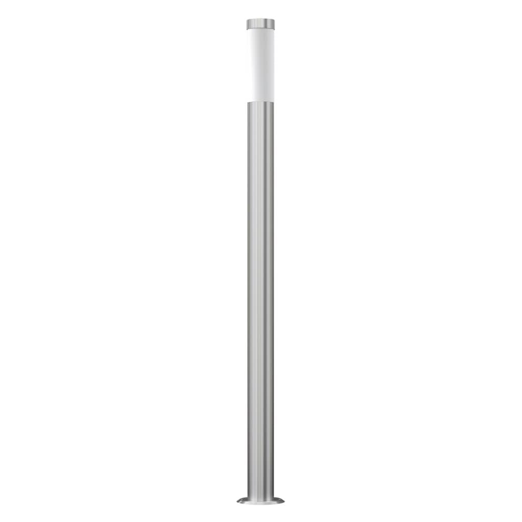 3dílný set zahradního osvětlení vodotěsná nerezová ocel