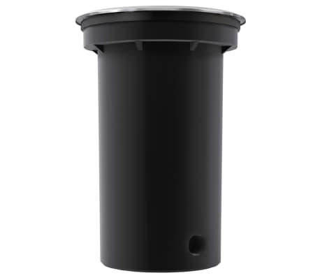 Nedgravede havelamper 3 stk. runde[4/10]