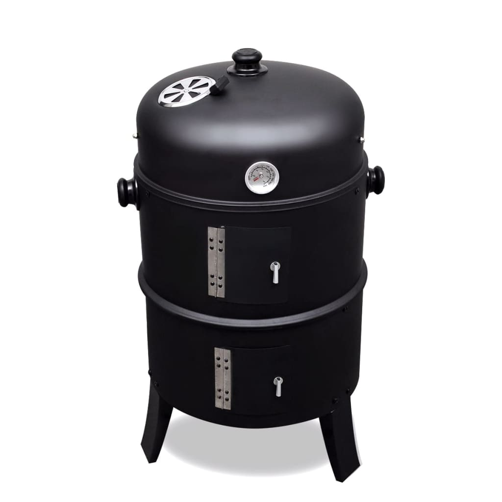 Cookking barbecue a carbonella colorado prezzi for Affumicatore portatile