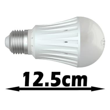 Lampadine faretti led 6 pz e27 45 led bianco for Lampadine led e27 prezzi