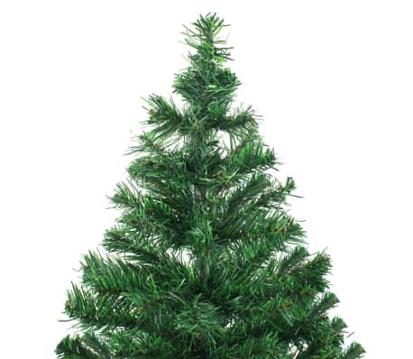 vidaXL Künstlicher Weihnachtsbaum 180 cm[4/7]