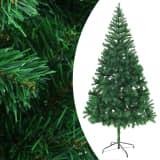 vidaXL Künstlicher Weihnachtsbaum 210 cm