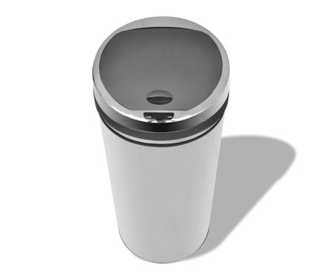 vidaXL Automatisk soptunna med sensor (50 liter)[4/5]