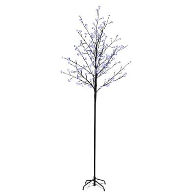 Drzewko LED Niebieskie[2/4]