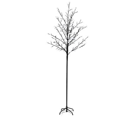 Õitsev LED puu valgete tuledega ja puldiga[1/3]
