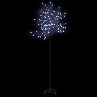Õitsev LED puu sinise valgusega 210 cm[1/4]