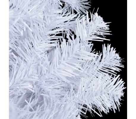 vidaXL Plastgran med fot 180 cm 620 grenar[5/6]
