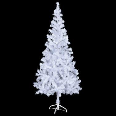 vidaXL Albero di Natale Artificiale con Supporto e 620 Rami 180 cm[3/8]