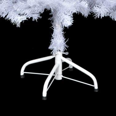 vidaXL Albero di Natale Artificiale con Supporto e 620 Rami 180 cm[7/8]
