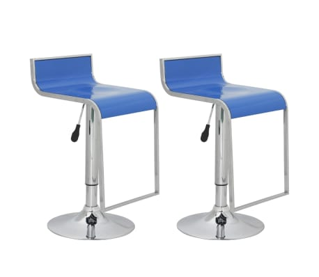 Tabouret design Niagara salon (lot de 2)