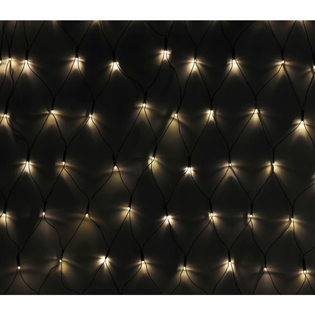 Vánoční světla síť 600 LED 7 x 0,8 m