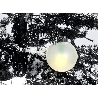Weihnachtskugeln Weiß.12 Led Weihnachtskugeln Weiß Vidaxl De