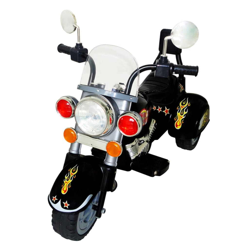 Elektrická motorka pro děti