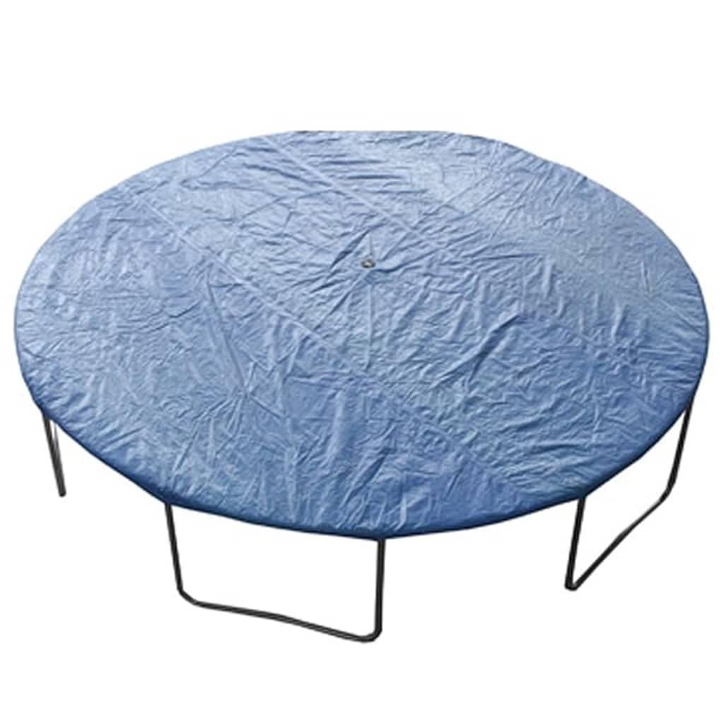 Plachta na trampolínu - 4,6 m - modrá