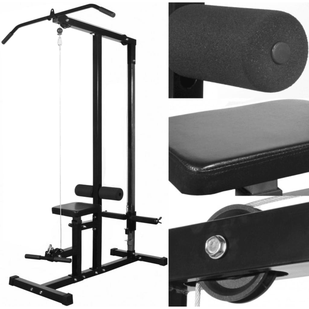 Trainingsapparaat voor thuis zonder gewichten