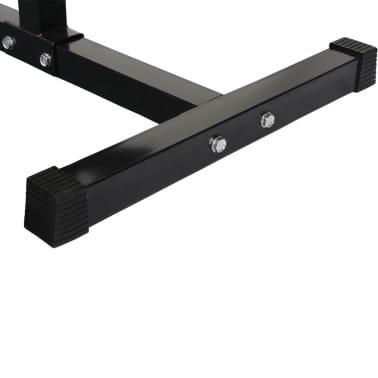 vidaXL Kraftstation Fitnessstation ohne Gewichtsplatten[3/5]