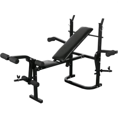 Folding Weight Bench[1/4]