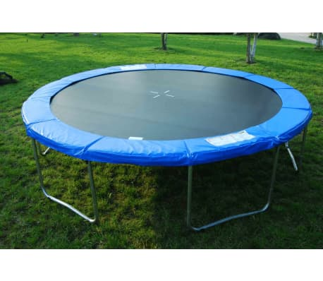 springmat voor trampoline 430 cm online kopen. Black Bedroom Furniture Sets. Home Design Ideas