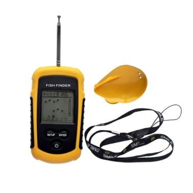 Sondeur détecteur de poisson portée 60 m[1/5]