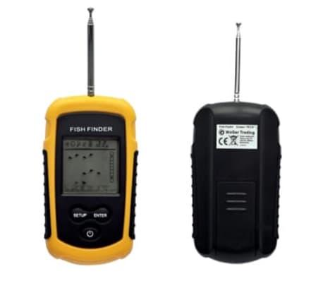 Sondeur détecteur de poisson portée 60 m[4/5]