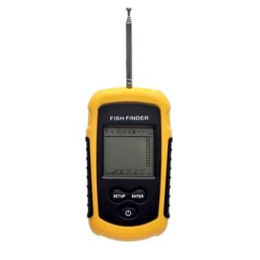 Sondeur détecteur de poisson portée 60 m[2/5]