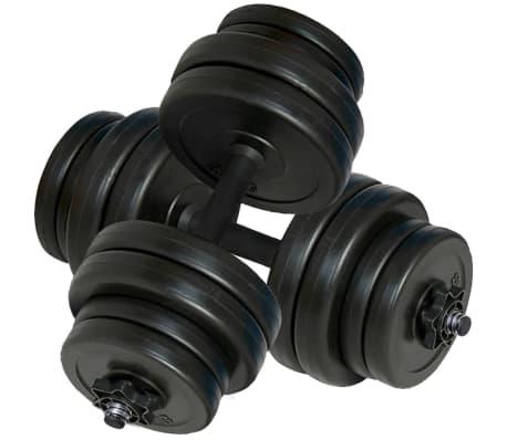 Дъмбели 30 кг, 2 броя[2/4]