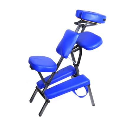 Chaise De Massage Ergonomique Pliante 110 X 47 801 3