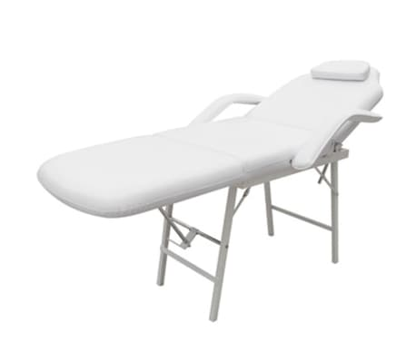 Treatment chair adjustable back- and footrest white[2/6]